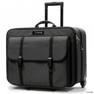 Chiayo TB82 Product Carry Case with Built-in Trolley for 2 x Chiayo Stage Series PA Systems,