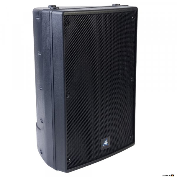 "Australian Monitor XRS12P Self Powered 12"" & 1"" bi amp with mic & line inputs. Black. Price each"