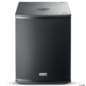 FBT X-Sub15SA active subwoofer black.