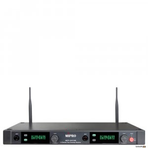 MIPRO ACT2414A Four Channel 2.4GHz Digital Diversity Receiver