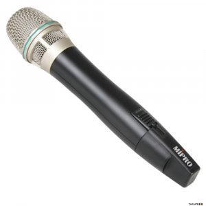 ACT32HC Handheld Microphone with charging contacts
