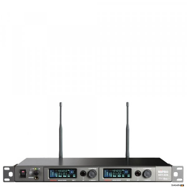 MIPRO ACT828 Dual Channel Wideband Digital Diversity Receiver