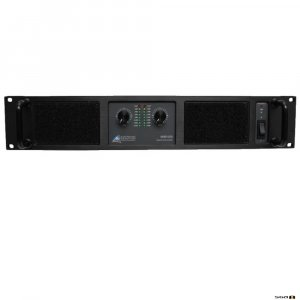 Australian Monitor AMB1200 Power Amplifier. 2 x 600w @ 4ohms, 400w @ 8ohms. 240VAC 2RU