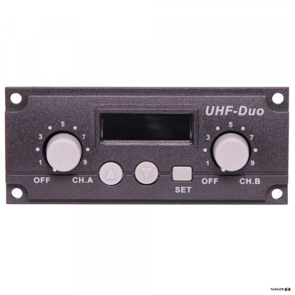 Okayo C7317C Dual Receiver module to suit Okayo PA Systems
