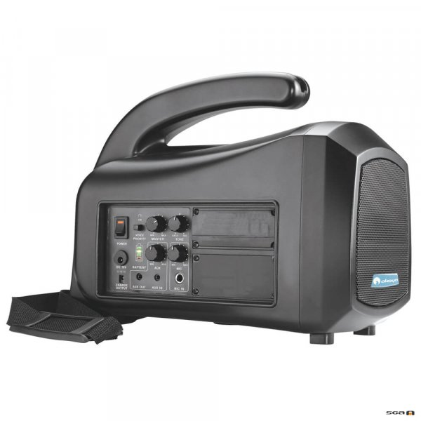 Okayo C7310 handheld or shoulder worn Portable PA system