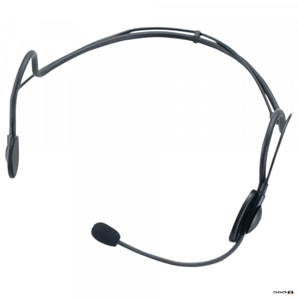 okayo C7326A Headset microphone to suit C 7316 Beltback and C 8810 Okayo Tour Guide System. 3.25mm jack plug connection.