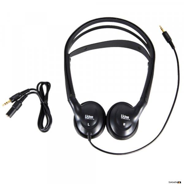 Listen LA402 Universal Stereo Headphones