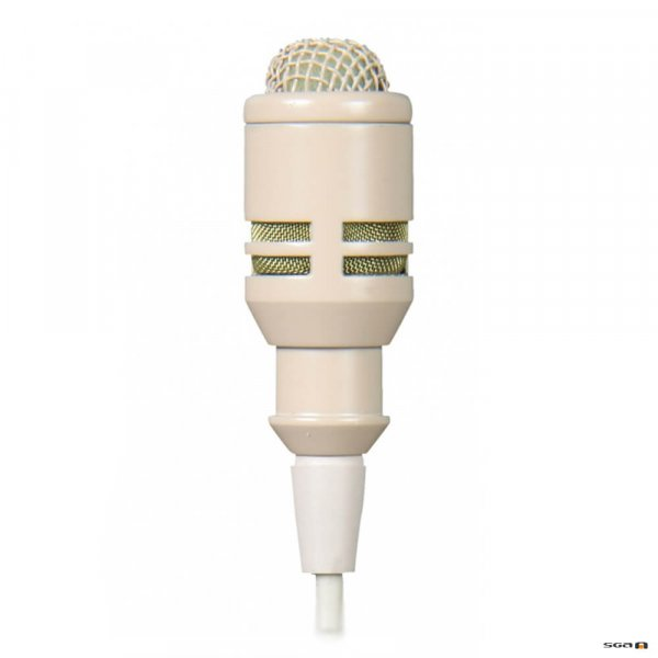 Mipro MU53LS Lapel Microphone for Bodypack Transmitters Beige
