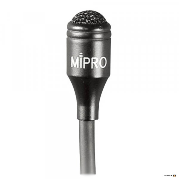 Mipro MU55L Omni-Directional Lavalier Microphone (Black)