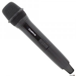 chiayo sq5116 handheld wireless microphone