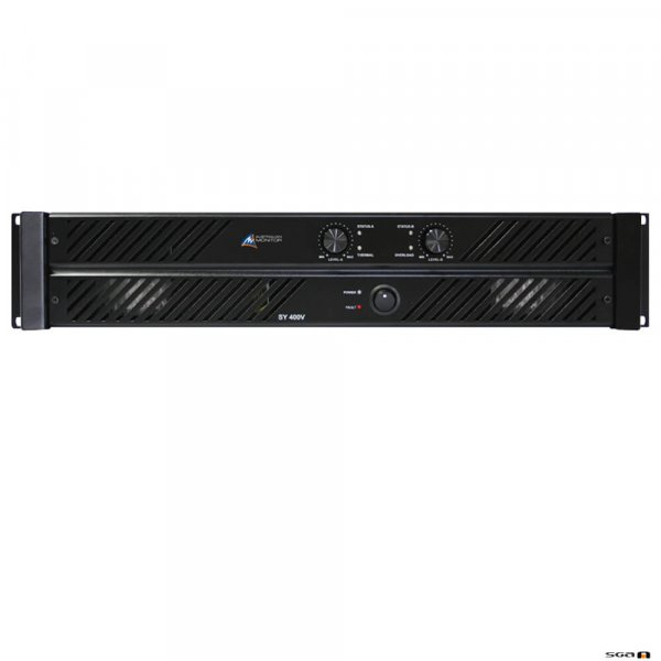 Australian Monitor SY400V Power Amplifier