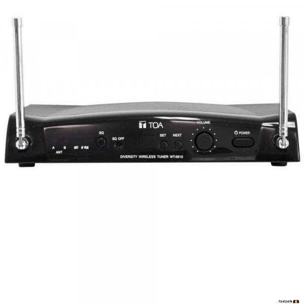 TOA WT5810 Wireless Diversity Microphone Receiever