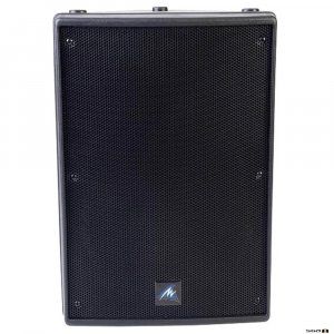 "Australian Monitor XRS10B Speaker. 10"" woofer & 1.5"" driver. 90mm x 90mm (h x v) horn. Black. Price per each"
