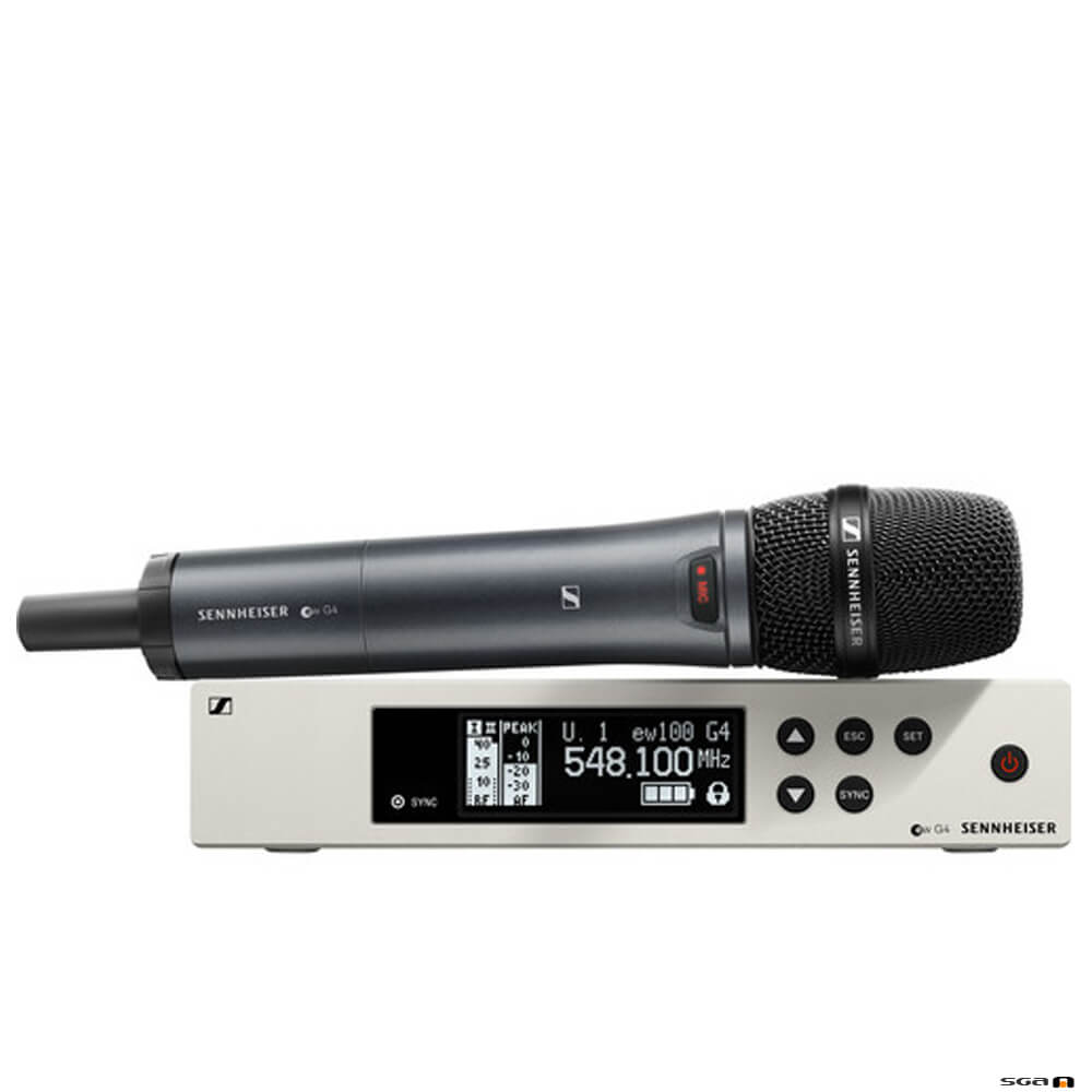 Sennheiser EW100 G4 wireless microphone system