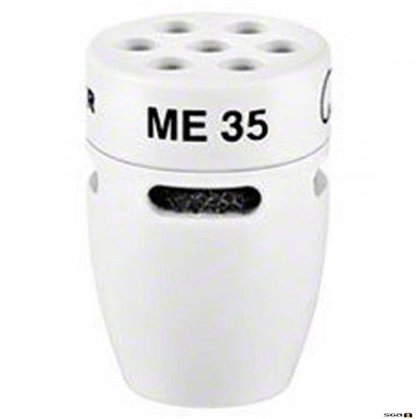 Sennheiser ME35W super-cardioid condenser microphone capsule-white