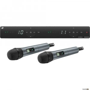 Sennheiser XSW 1-825 D Dual vocal set