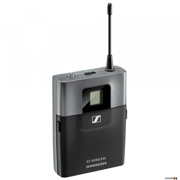 Sennheiser SK-XSW Bodypack transmitter for XSW 1 and XSW 2 with mic / line inputs and mute switch