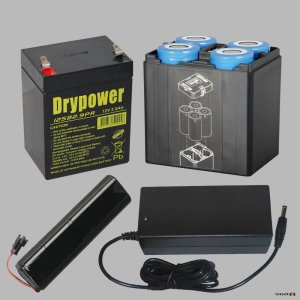 Batteries & Power Supplies