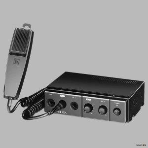 Vehicle 12V Mixer Amplifier