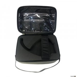 MUS Case with open flap