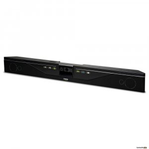 Yamaha CS-700AV Conferencing Soundbar Front angled view