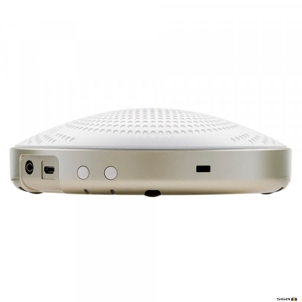 Yamaha YVC-200 Personal Speakerphone white rear