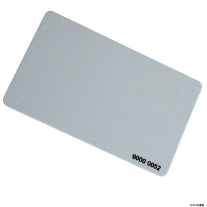 Bosch ACD-MFC-ISO Mifare Classic ID card for DCNM-WDE desk units.