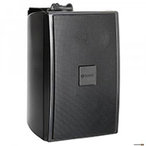 Bosch LB2-UC30-D1 cabinet speaker, black, 2 way,