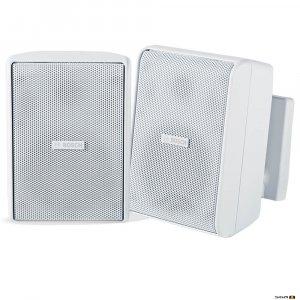 "Bosch LB20-PC15-4D (White) compact cabinet loudspeaker, 4"" driver, 15W,"