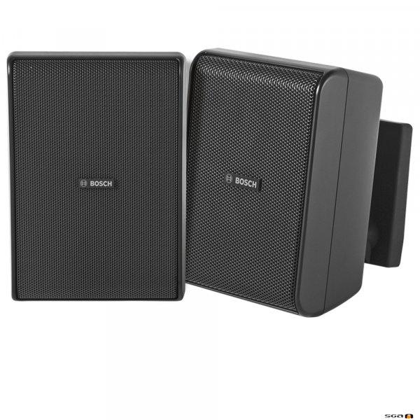 """Bosch LB20-PC30E-5D (Black) cabinet loudspeaker, 5"""" driver, 75W output"""