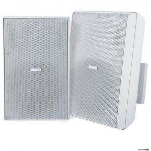 Bosch LB20-PC60-8L white cabinet speaker, IP54 weather resistant,