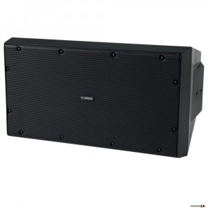 "Bosch LB20-SW400-D Subwoofer cabinet speaker 2x10"" woofers,"