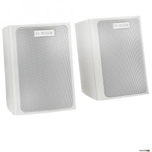 "Bosch LB6-S-L Surface mount satellite speaker, 2"" driver, 30W, 16 Ohms"