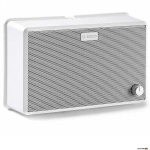 Bosch LB7-UC06-V cabinet loudspeaker w/ vol control, 2 x 6W drivers