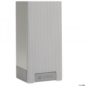 Bosch LBC 3201/00 XLA line array column suitable for indoor applications.