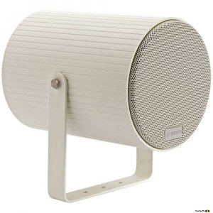 Bosch LBC-3432/02 20 Watt uni-directional metal housing sound projector speaker.