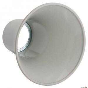 """Bosch LBC-3478/00 14"""" Horn Flare in light grey aluminium"""