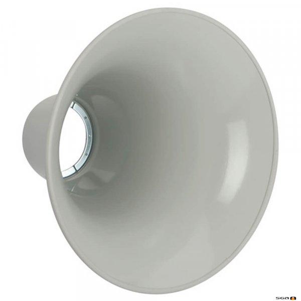 """Bosch LBC-3479/00 19.3"""" Horn Flare in light grey aluminium."""