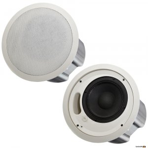 "Bosch LC20-PC60G6-6 6.5""/1.38"", 2-way coaxial ceiling speaker w/ compression driver"