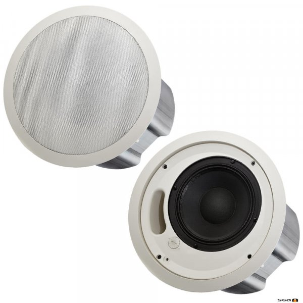 """Bosch LC20-PC60G6-6 6.5""""/1.38"""", 2-way coaxial ceiling speaker w/ compression driver"""
