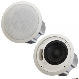 "Bosch LC20 PC60G6-8 8""/1.38"", 2-way coaxial ceiling speaker with compression driver."