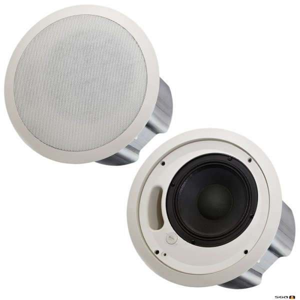 """Bosch LC20 PC60G6-8 8""""/1.38"""", 2-way coaxial ceiling speaker with compression driver."""