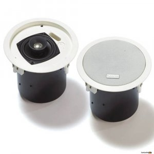 "Bosch LC2 PC30G6-4 ceiling speaker 4"" 2-way with back-can."