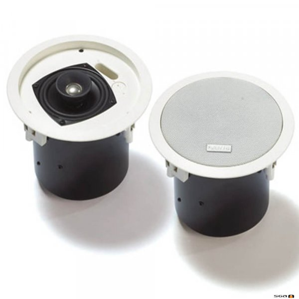 """Bosch LC2 PC30G6-4 ceiling speaker 4"""" 2-way with back-can."""