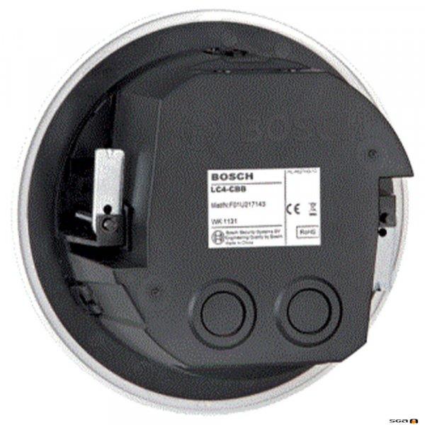 Bosch LC4-CBB Back Box for all LC4 ceiling speaker range.