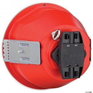 Bosch LC4-MFD Metal Fire Dome for LC4 ceiling speaker range.