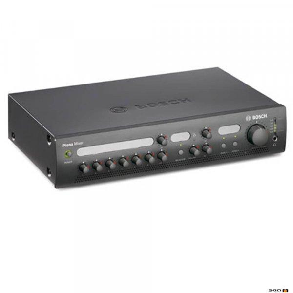 Bosch PLE-10M2 Mixer. 6 Mic/Line inputs