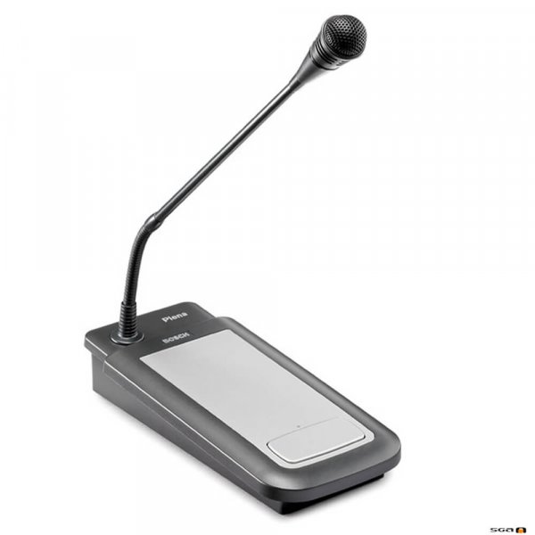 Bosch PLE-1CS Bosch Paging Microphone. Momentary or Toggle