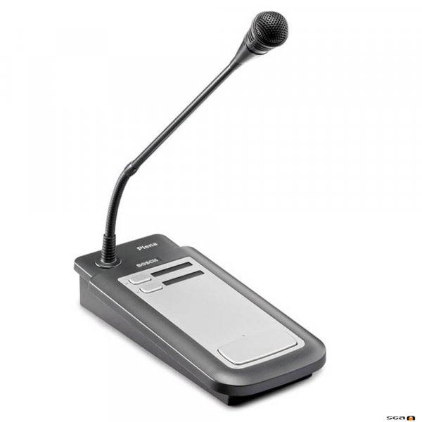 Bosch PLE-2CS Bosch 2-zone Paging Microphone