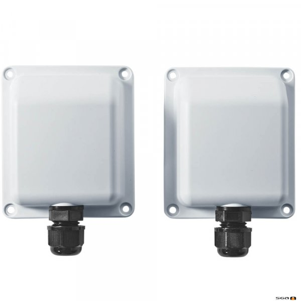 Bosch WC-58W Weather Terminal Cover
